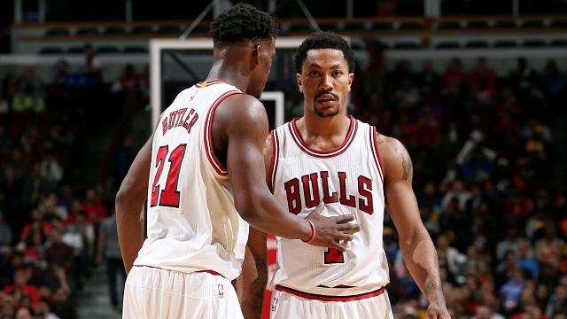 Denver Nuggets v Chicago Bulls