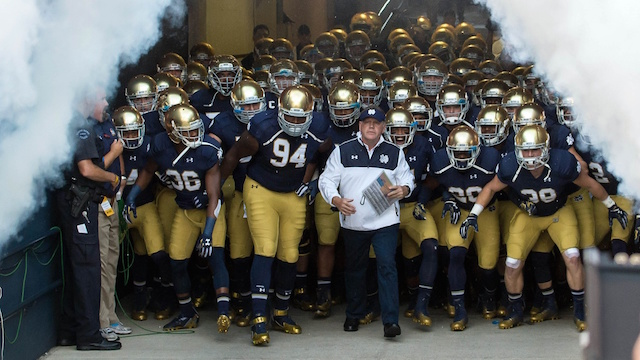 A-Notre-Dame-Football