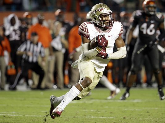 FSU DB Jalen Ramsey (Photo Courtesy of Associated Press)