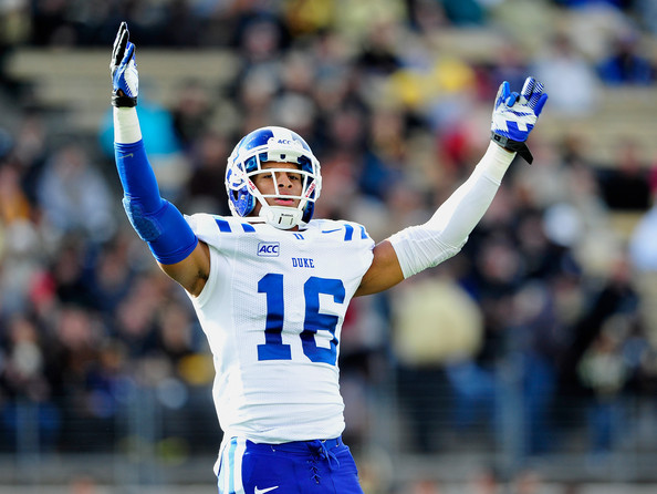 Duke S Jeremy Cash (Photo Courtesy of Grant Halverson/Getty Images North America)