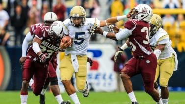Justin-Thomas-Georgia-Tech-Quarterback