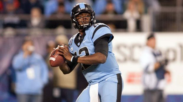 UNC QB Marquise Johnson (Photo Courtesy of Jeremy Brevard/USA TODAY Sports)