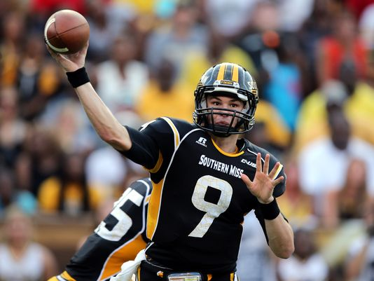 USM QB Nick Mullens (USA Today Sports)