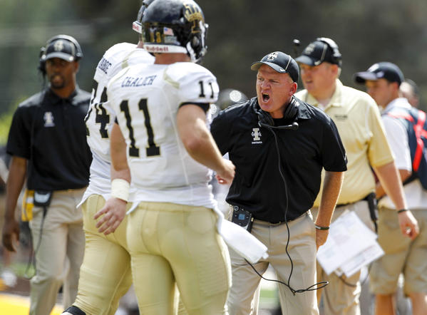 Idaho HC Paul Petrino (Photo Courtesy of Troy Babbitt/USA TODAY Sports)