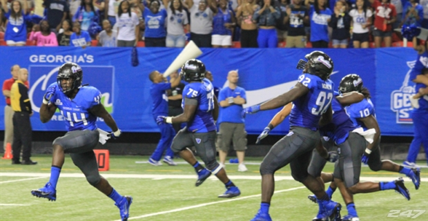 Photo Courtesy of GSU Sports Communications