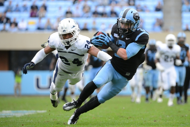 UNC WR Ryan Switzer (Photo Courtesy of UNC Athletic Communications)