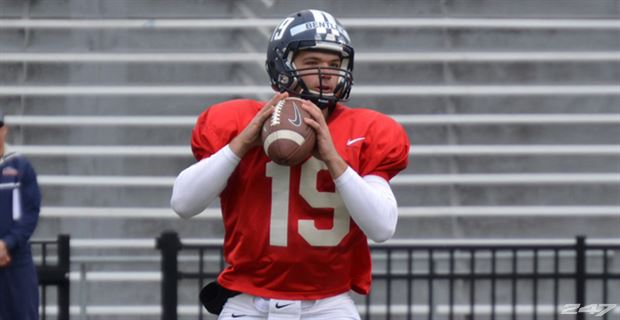 ODU QB Shuler Bentley (Photo Courtesy of Evan G. Watkins/247Sports)