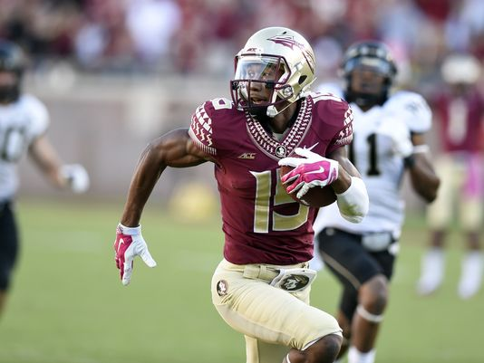 FSU WR Travis Rudolph (Photo Courtesy of USA TODAY Sports)