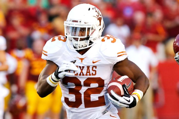UT RB Johnathan Gray (Photo Courtesy of David K Purday/Getty Images)