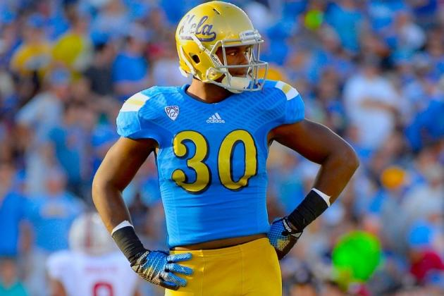UCLA LB Myles Jack (Photo Courtesy of Harry How/Getty Images)
