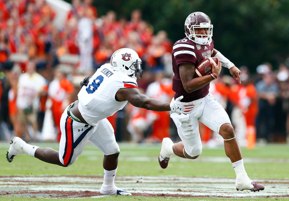 MSU QB Dak Prescott (Photo Courtesy of Kevin C. Cox/Getty Images North America)