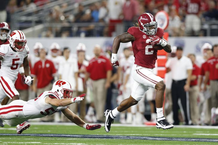 Alabama RB Derrick Henry (Photo Courtesy of Matthew Emmons/USA TODAY Sports)