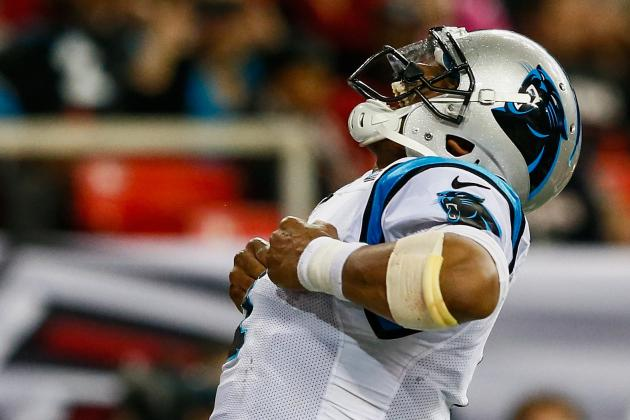 Cam Newton (Photo Courtesy of Kevin C. Cox/Getty Images)