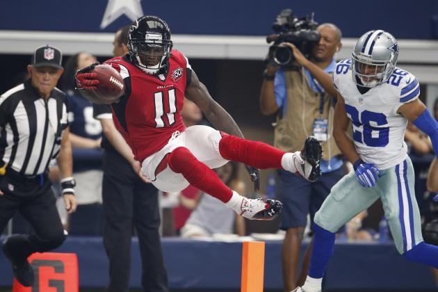 Julio Jones (Photo Courtesy of Matthew Emmons/USA TODAY Sports)