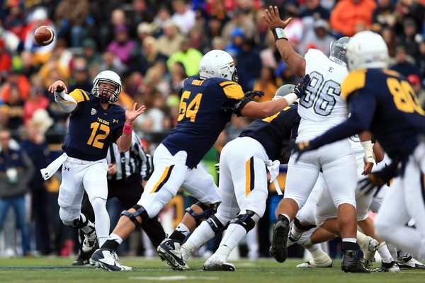 Toledo QB Phillip Ely (Photo Courtesy of Andrew Weber/Getty Images North America)