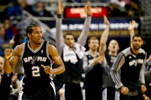 Kawhi Leonard (Photo Courtesy of Derick E. Hingle/USA TODAY Sports)