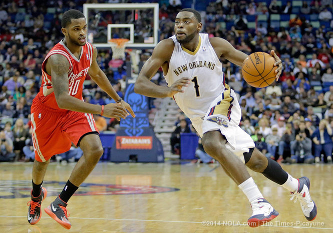 Tyreke Evans (Photo Courtesy of Nola.com/The Times-Picayune)