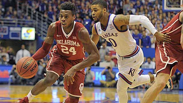 OU G Buddy Hield (Photo Courtesy of USA TODAY Sports Images)
