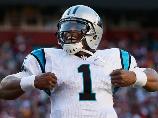 Cam Newton (Rob Carr:Getty Images)