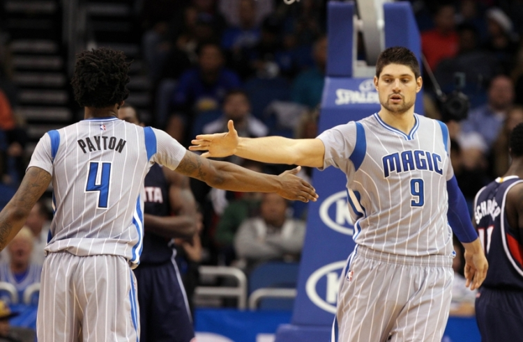NBA: Atlanta Hawks at Orlando Magic