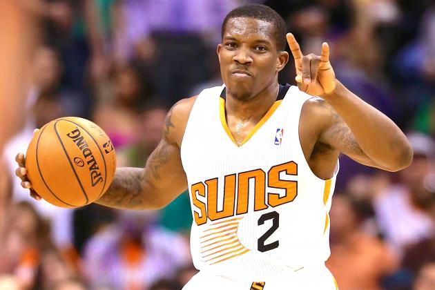 Suns G Eric Bledsoe (Photo Courtesy of Christian Petersen/Getty Images)