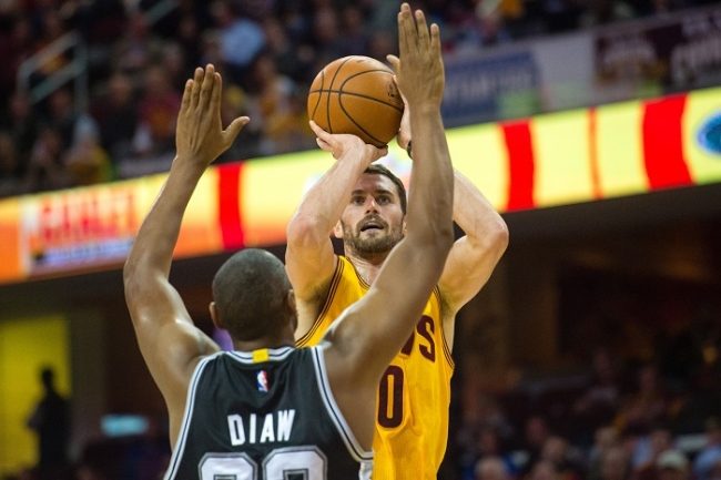 Kevin Love (Getty Images:Jason Miller)