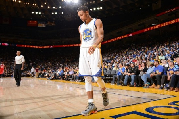 Even Stephen Colbert Is Ripping Steph Curry's Shoes HuffPost