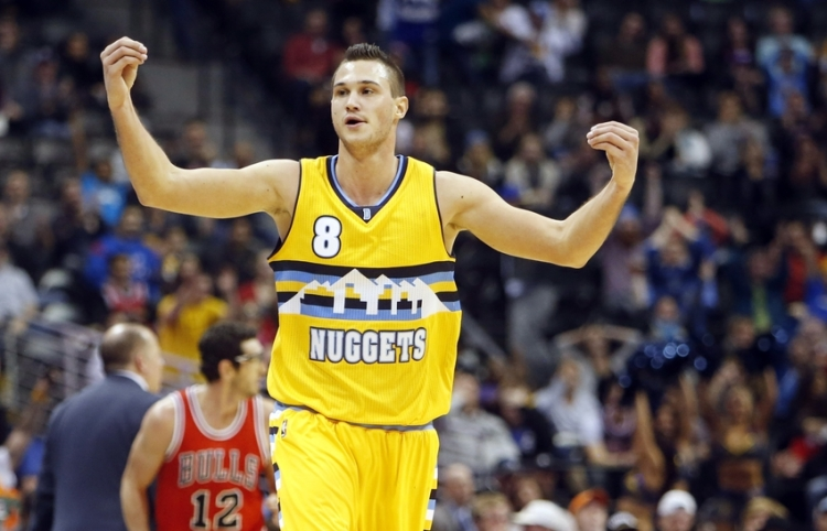 Danilo Gallinari (Chris Humphreys:USA TODAY Sports)