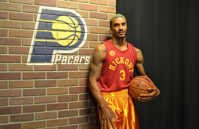 George Hill (Twitter:@Pacers)