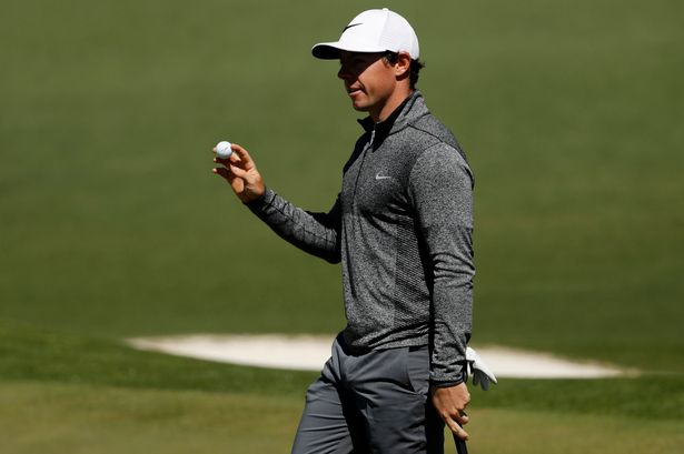 Rory-McIlroy-after-making-a-putt-on-the-2nd-green-during-the-second-round