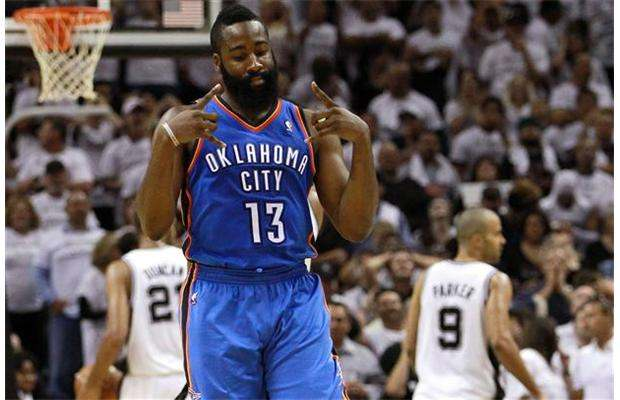 James Harden beard (EdmontonJournal.com)