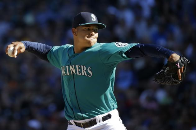 Mariners (Ted S. Warren:Associated Press)