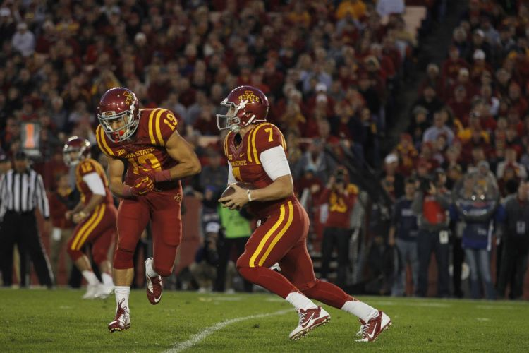 Korrie Bysted:Iowa State Daily